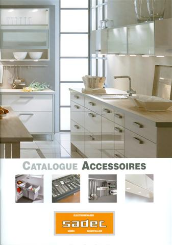 Sadec chauffage lectrom nager froid commercial et for Catalogue accessoires cuisine